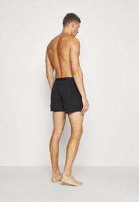 Pier One - 3 PACK - Boxer shorts - black - 2