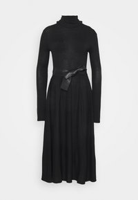MAX&Co. - DARAI - Strikket kjole - black - 5