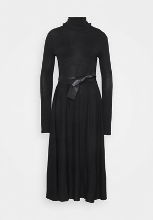 DARAI - Jumper dress - black