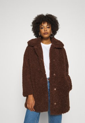 COAT - Winter coat - brown