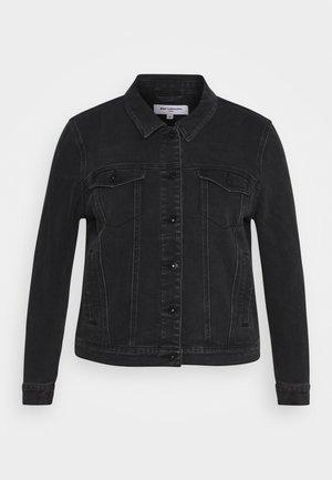 CARDIA LIFE JACKET - Denim jacket - grey denim