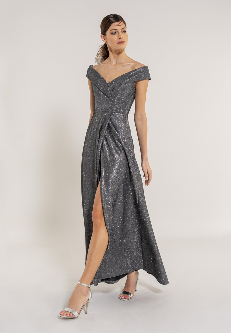 Swing - Maxi dress - grey