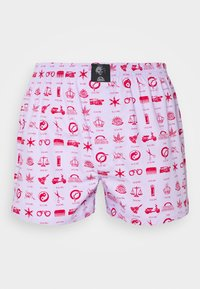 Lousy Livin Underwear - STANLEY WE - Boxer shorts - orchid - 2