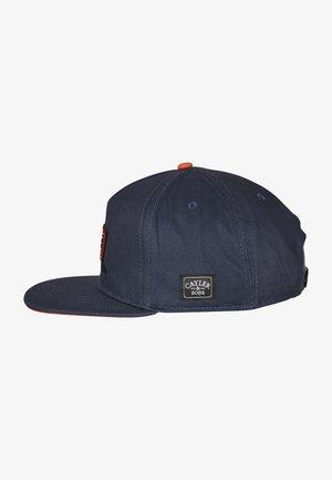 Cap - navy/mc