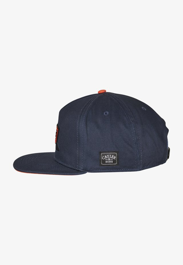 Cappellino - navy/mc