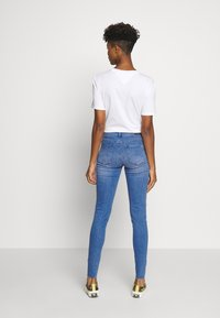 Tommy Jeans - NORA ANKLE  - Jeans Skinny Fit - light blue denim - 2