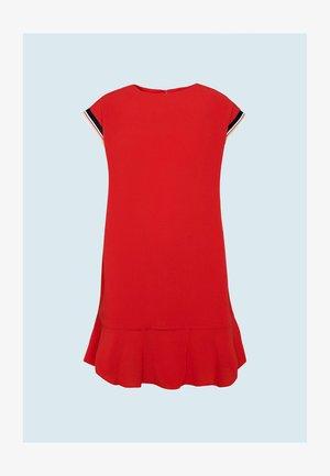 Denní šaty - mars rot