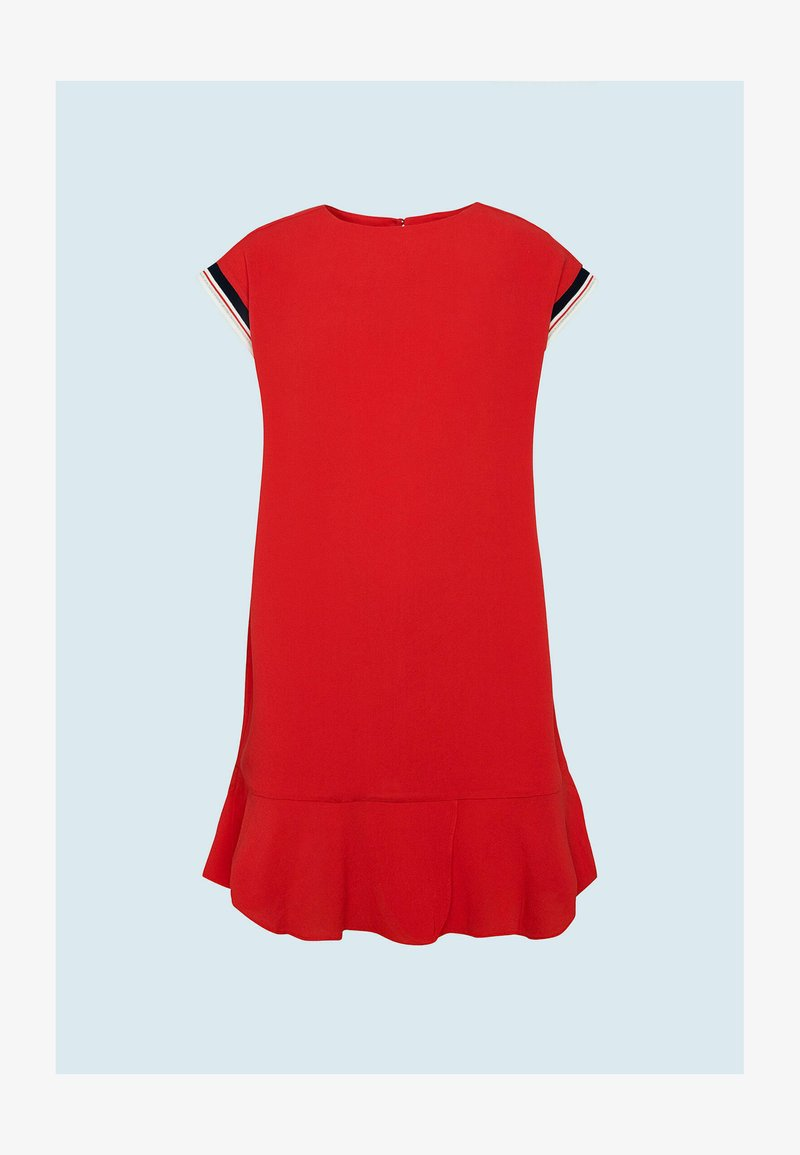 Pepe Jeans - Day dress - mars rot