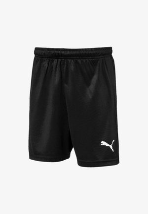 LIGA CORE SHORTS UNISEX - Sports shorts - puma black-puma white