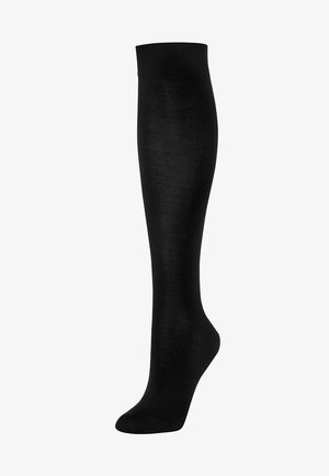 MERINO KNEE-HIGHS - Knee high socks - black