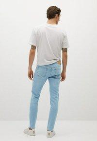 Mango - JUDE - Jeans Skinny Fit - light blue - 2