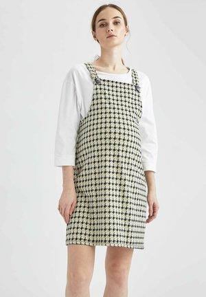Vestido informal - yellow