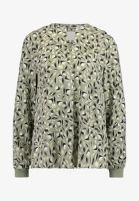 Part Two - TONNIEPW  - Blouse - vetiver - 4