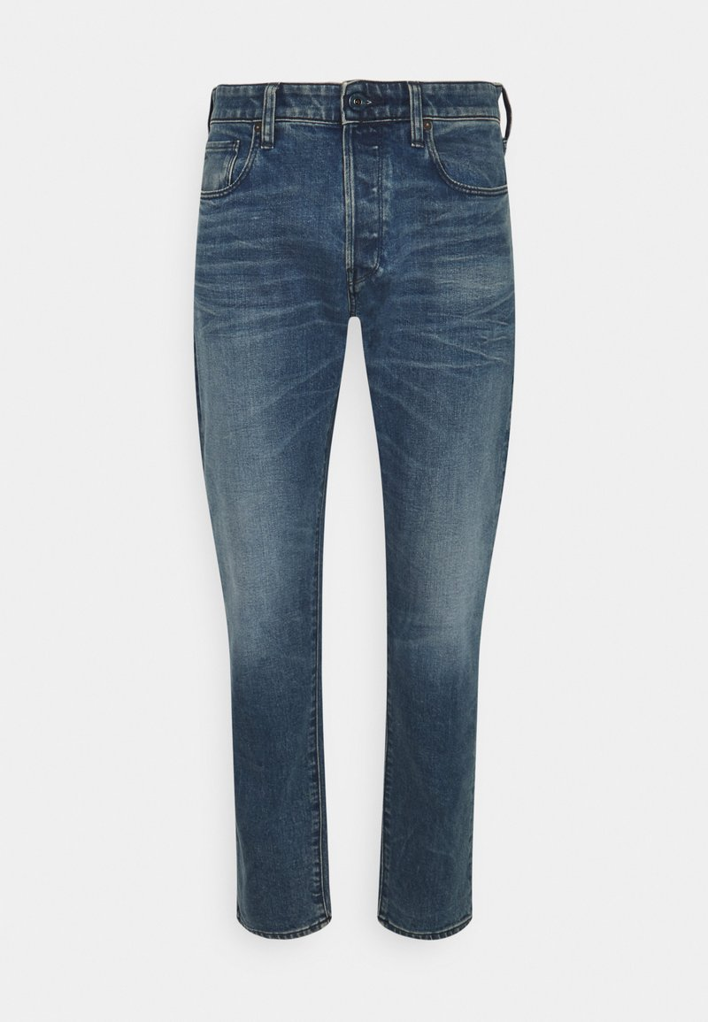 G-Star - STRAIGHT TAPERED - Jeans Straight Leg - elto pure stretch denim - faded cascade