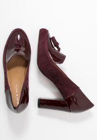 mint&berry - Classic heels - dark red - 3