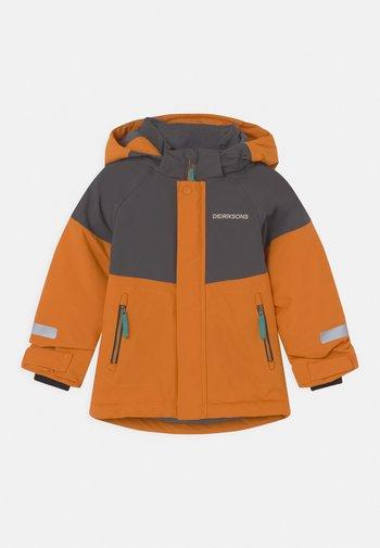 LUN UNISEX - Winter jacket - burnt glow