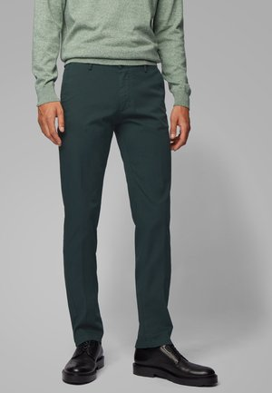 RICE3-D SLIM FIT - Chino - open green