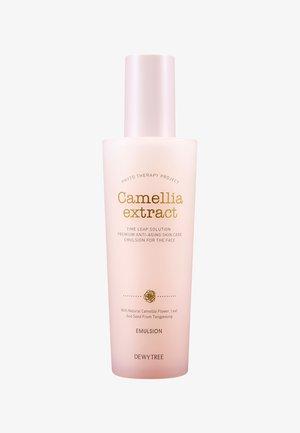 CAMELLIA EXTRACT EMULSION - Face cream - -