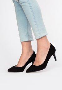 Eva Lopez - SALÓN PIEL - Classic heels - black - 0