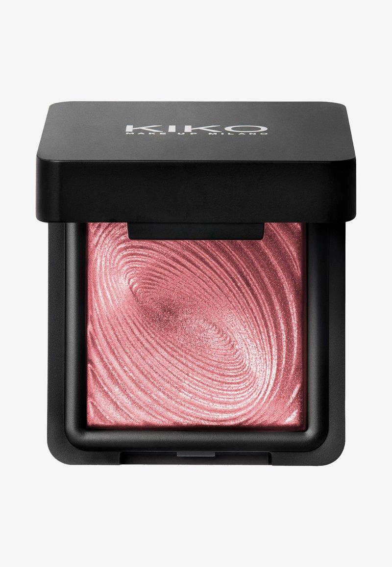 KIKO Milano - WATER EYESHADOW - Eye shadow - 219 flamingo pink