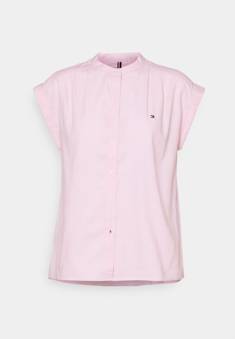 Tommy Hilfiger - OXFORD RELAXED  - Basic T-shirt - light pink