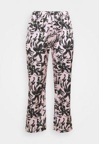 Simply Be - PRETTY SECRETS BUTTON THROUGH - Pyjamas - pink/black - 2