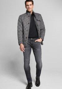 JOOP! - CLINTONS - Light jacket - grau meliert - 1