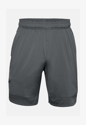TRAIN STRETCH - Sports shorts - pitch gray