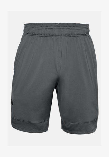 TRAIN STRETCH - Sports shorts - pitch gray