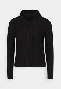 Opus - SOMAN - Pullover - black - 0