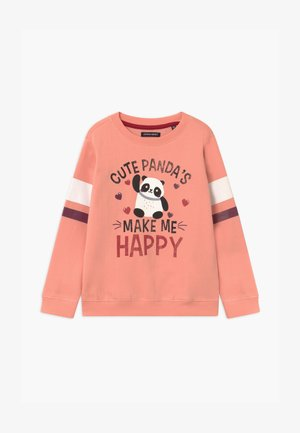 SMALL GIRLS - Sweatshirt - coral cloud
