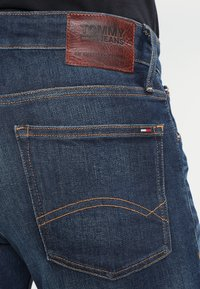 Tommy Jeans - ORIGINAL STRAIGHT RYAN DACO - Jeansy Straight Leg - dark - 4