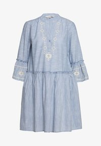 Part Two - SOPHIA - Day dress - dusky blue - 0