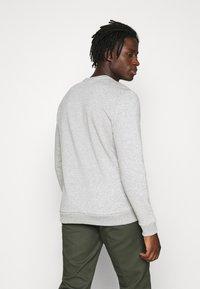 Only & Sons - ONSCERES LIFE CREW NECK - Sweatshirts - light grey melange - 2