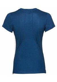 BIDI BADU - Basic T-shirt - dark blue - 1