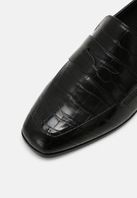 ALDO Wide Fit - GWIRANI - Nazouvací boty - black - 7