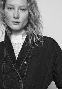 maje - GILANE - Light jacket - noir - 5