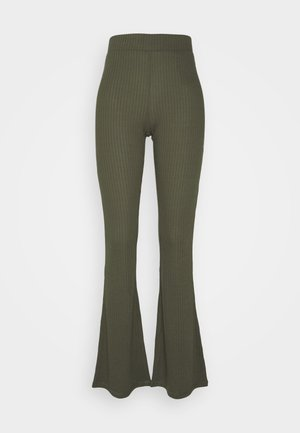 FLARED PANTS  - Pantalon classique - sea turtle