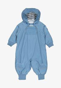 Polarn O. Pyret - Jumpsuit - blue - 0
