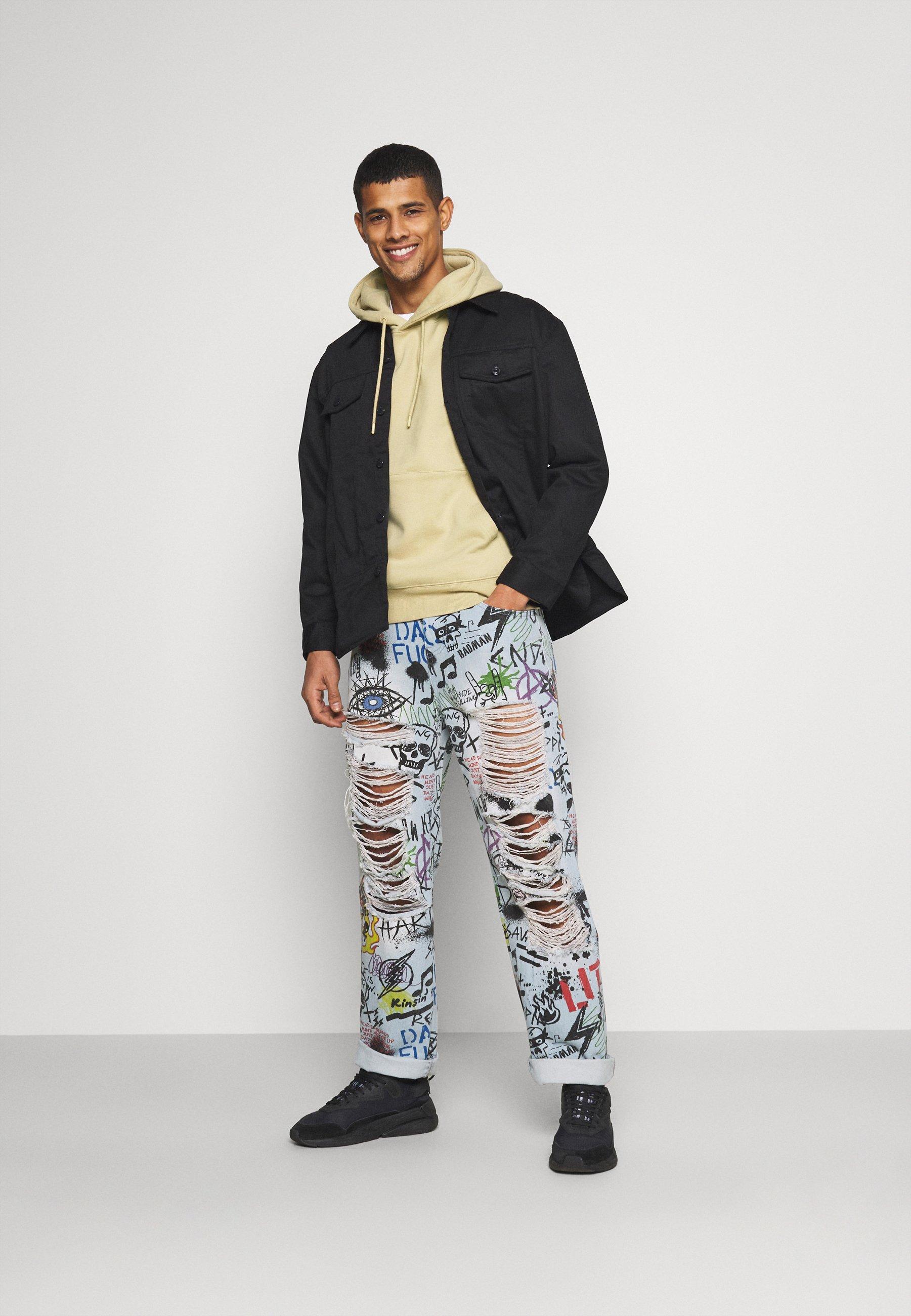 Men HOOD UNISEX 2 PACK - Sweatshirt
