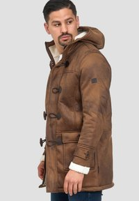 INDICODE JEANS - Winter coat - brown sugar - 3