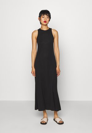 TELMA DRESS - Maxi šaty - black