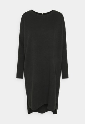 VMAMAIMARCO O NECK DRESS - Gebreide jurk - black