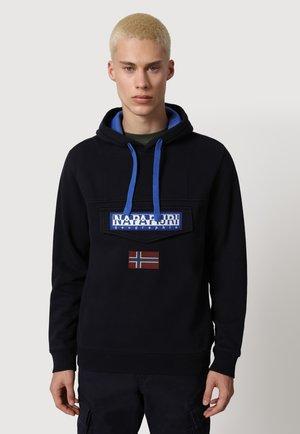 BURGEE - Sweatshirt - blu marine