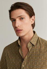 Mango - Formal shirt - beige - 4