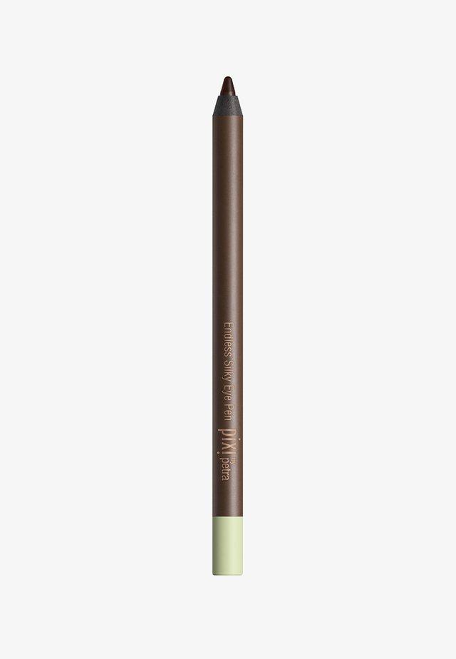 ENDLESS SILKY EYE PEN - Eyeliner - blackcocoa