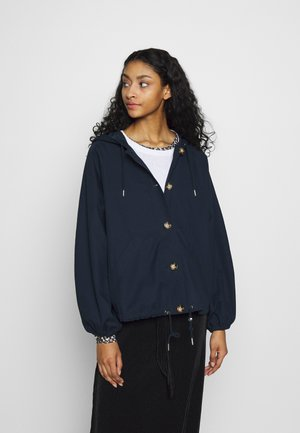 SIGNE JACKET - Summer jacket - blue