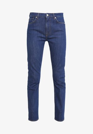 RODE RINSE - Slim fit jeans - mid blue