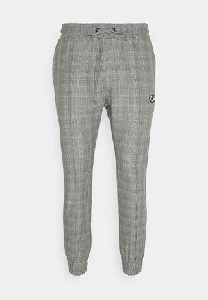 PIN TUCK  - Teplákové kalhoty - grey