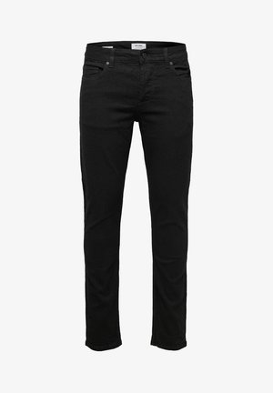 ONSLOOM BLACK - Jean slim - black denim